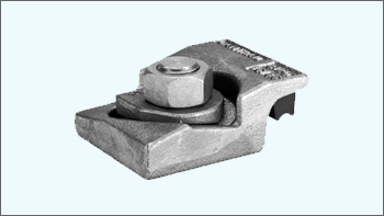 CRANE RAIL FIXING CLIPS